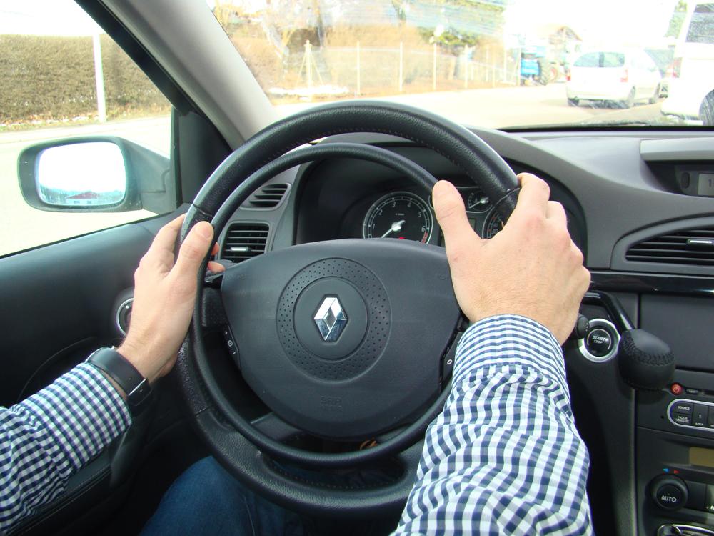 Gasring für Behindertengerechten Fahrzeugumbau