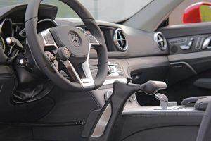Handgas-Bremssystem für behindertengerechten Fahrzeugumbau