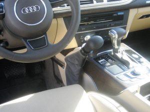 Handgas RS für Behindertengerechten Fahrzeugumbau