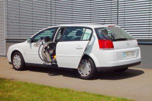 Opel Signum mit Rollstuhlverladesystem LADEBOY S2