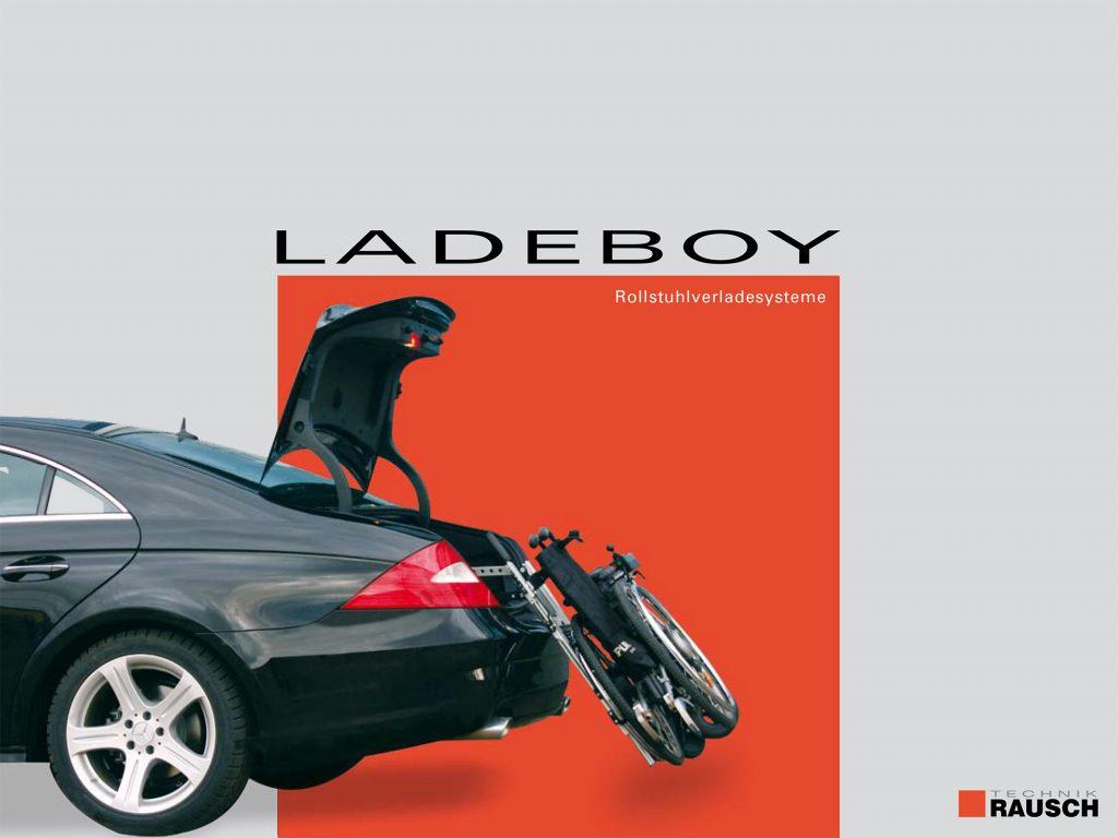 Vorschaubild Broschüre LADEBOY Kofferraum